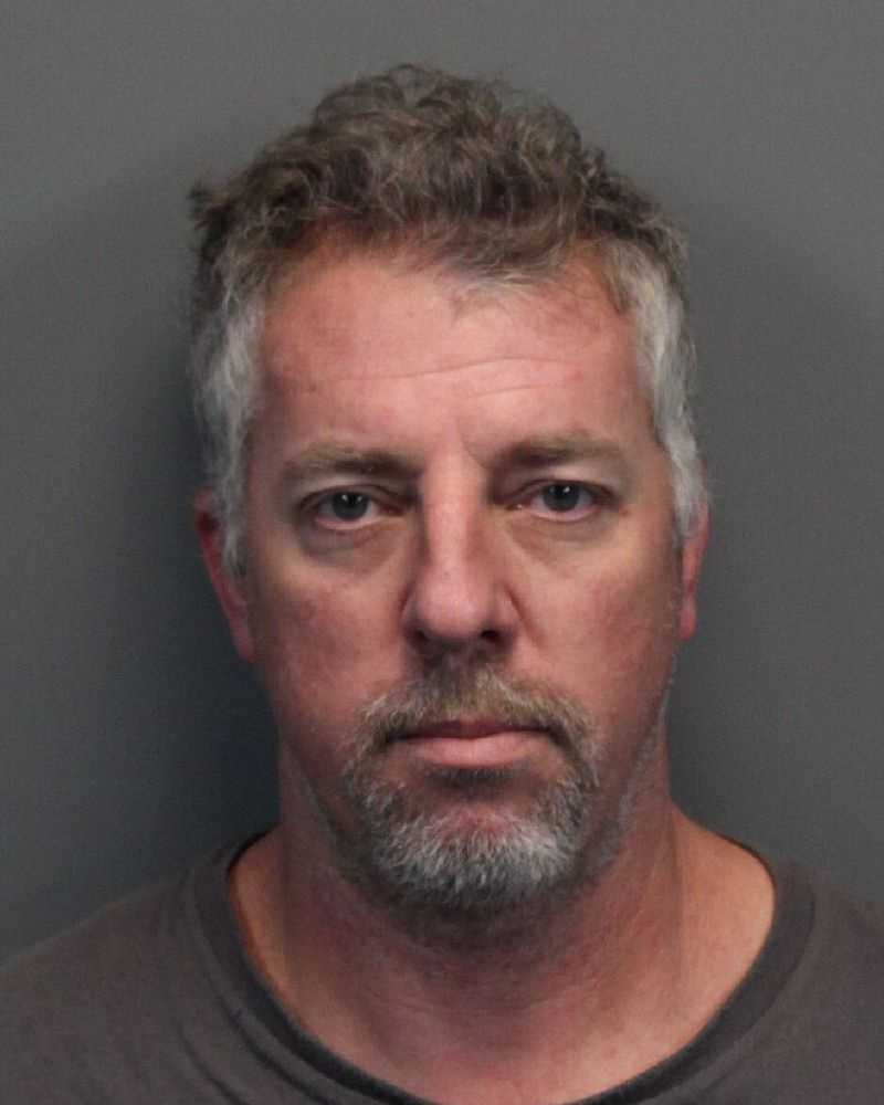 William Meek was arrested on suspicion of malicious maiming of an animal, according to police.