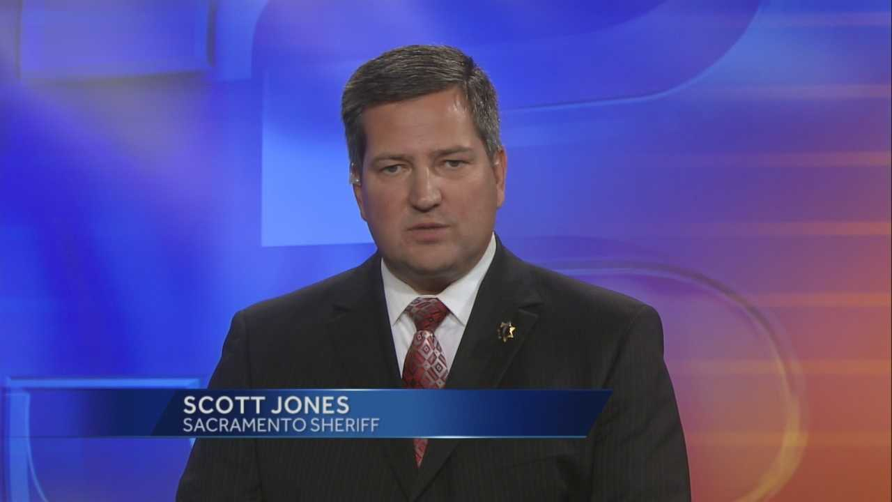 """What the president has done is basically punt,"" Sacramento County Sheriff Scott Jones told KCRA 3's Edie Lambert and Kellie DeMarco. Jones spoke of President Barack Obama's immigration reform plan, detailed as he addressed the nation from the White House on Wednesday evening. The sheriff also addressed the YouTube video he made for Obama, and clarified, ""I'm not blaming the president or anyone else for Deputy Oliver's murder."""