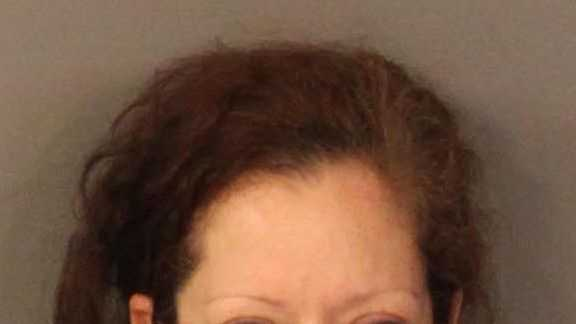 "Dierdre Orozco, 50, is accused in a ""highway violence incident,"" as the California Highway Patrol called it."