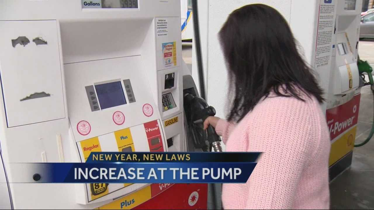 A new gas tax goes into effect January 1st and could raise gas prices substantially.