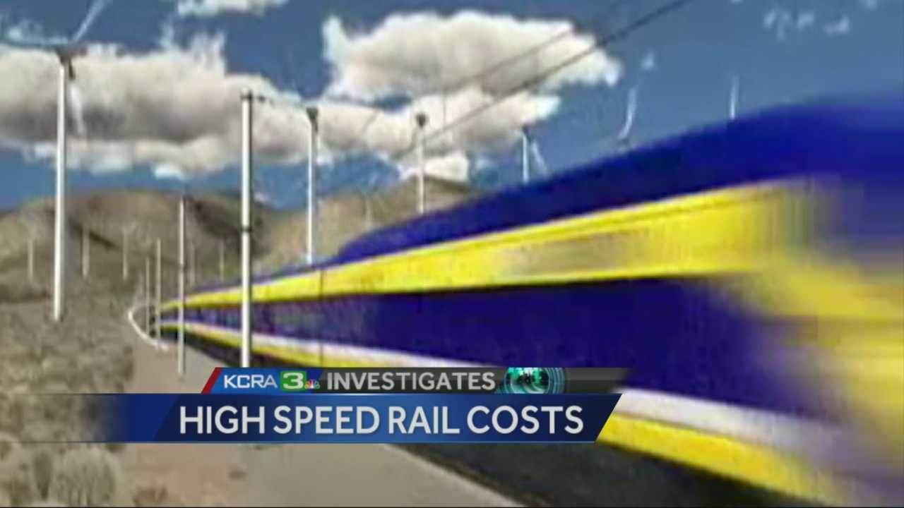 California is betting on high-speed rail as the travel method of the future. Gov. Jerry Brown believes the $68 billion project will present an effective alternative to using cars and airplanes to travel from northern to southern California.