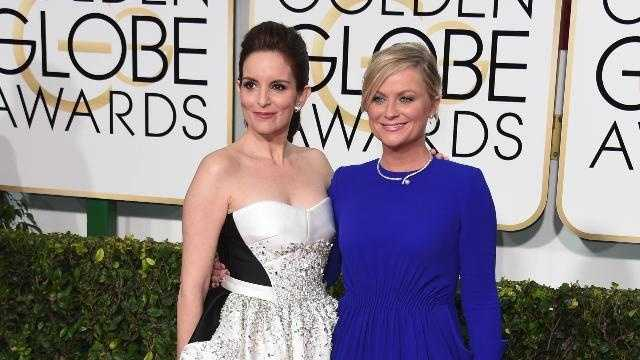'Birdman', 'Boyhood', and 'The Affair', were all big winners at the Golden Globes, but what makes the show great is everything in between the actual awards. Tina Fey and Amy Poehler threw some shade on Bill Cosby, Jeremy Renner pointed out Jennifer Lopez's 'globes', and Chrissy Teigen becomes a meme.