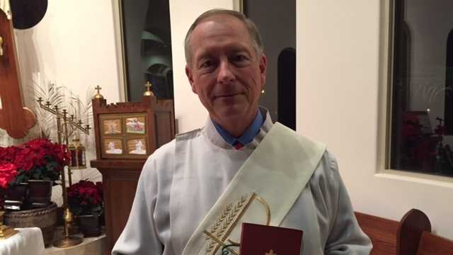 2.) I'm a Chaldean Catholic permanent Deacon, ordained in 1986. I serve at Our Lady of Perpetual Help Church in Orangevale, giving a sermon every Sunday.