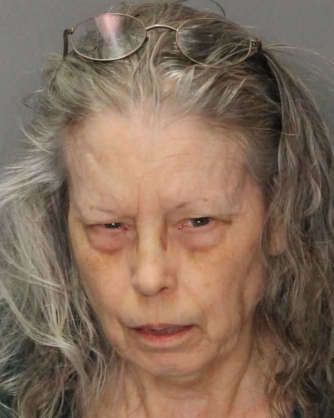 Barbara Holland, 70, was arrested on suspicion of attacking her 75-year-old neighbor with a knife in an ongoing dispute at a Sacramento apartment complex, police said.