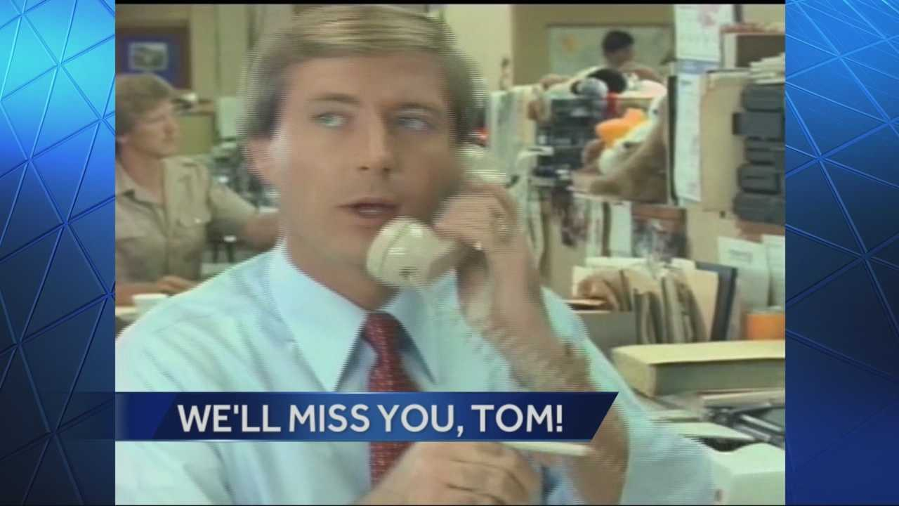 Tom DuHain signed off Friday after a 46-year career at KCRA 3. Watch as Tom takes a look back at his amazing career.
