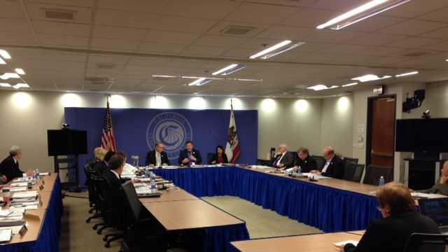 Community College Board of Governors (Jan. 20, 2015)
