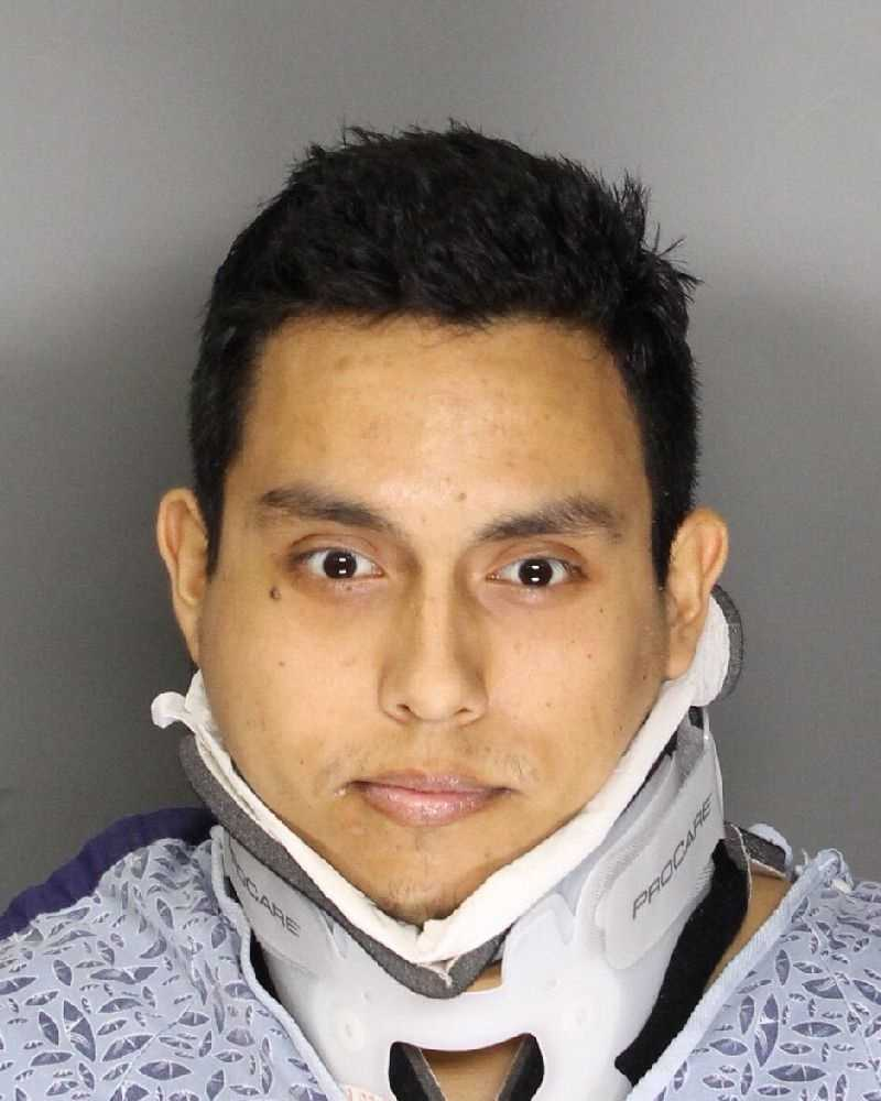 Aaron Jordon Caudillo, of Roseville, 24, was arrested on accusations of killing three people earlier this month in a wrong-way crash on Interstate 80, the California Highway Patrol said.