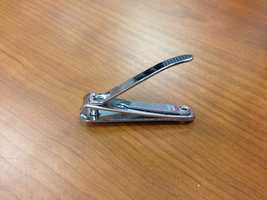 4.) Fingernail clipper (limit 1)Cost: $.60