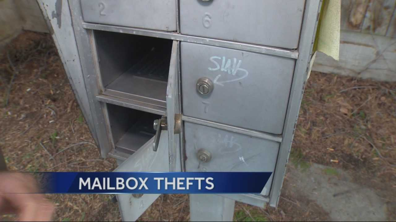 Postal inspectors are looking into 55 reported mail box break in since the beginning of the year.