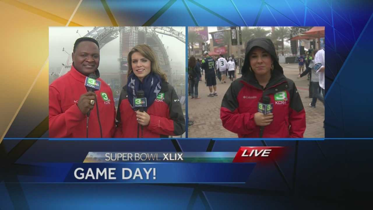 The KCRA 3 crews worked hard all week to tell some great stories, but here are the stories Del Rodgers, Kellie DeMarco and Michelle Dapper picked as their favorite to tell.