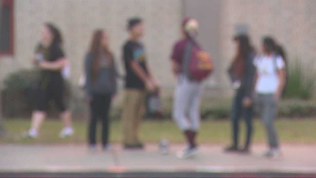 A tuberculosis scare brought out dozens of concerned parents to Florin High School on Monday night.