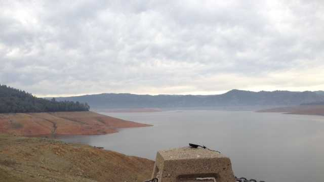 State officials say Lake Oroville will gain about 235,000 acre-feet, or about 76 billion gallons, during the next five days.