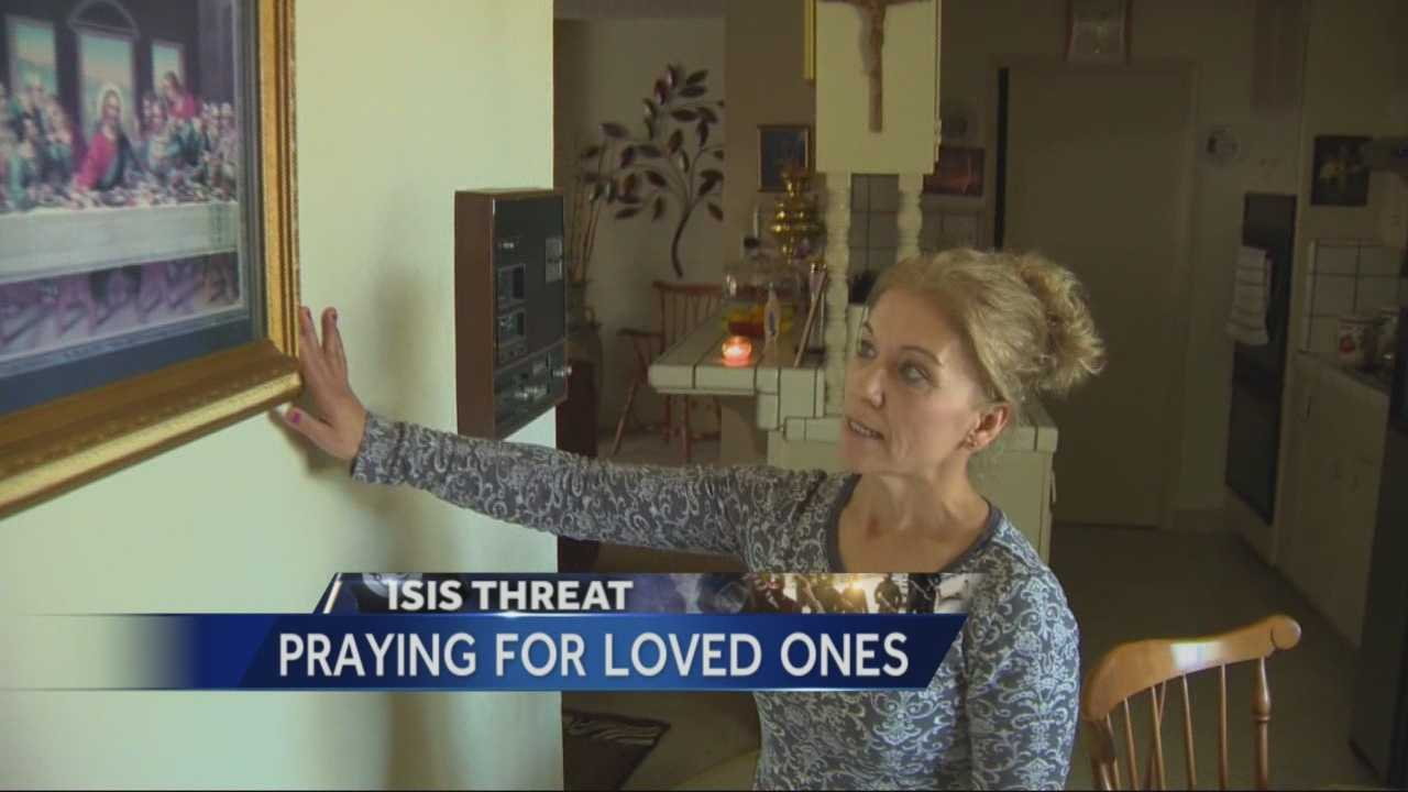 A Modesto family is worried that loved ones believed to be captured by ISIS will be harmed by the terrorist group.