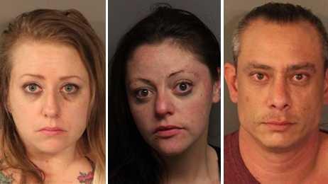 Cassie Delmugnaio, 36&#x3B;Kristina Downs, 25&#x3B;Theodore Sisk, 37