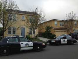 Huskins' boyfriend said she was taken from a home in the 500 block of Kirkland Avenue against her will and there was a ransom demand. A neighbor told KCRA 3 that Huskins and her boyfriend worked at Kaiser Permanente Hospital. (March 24, 2015)