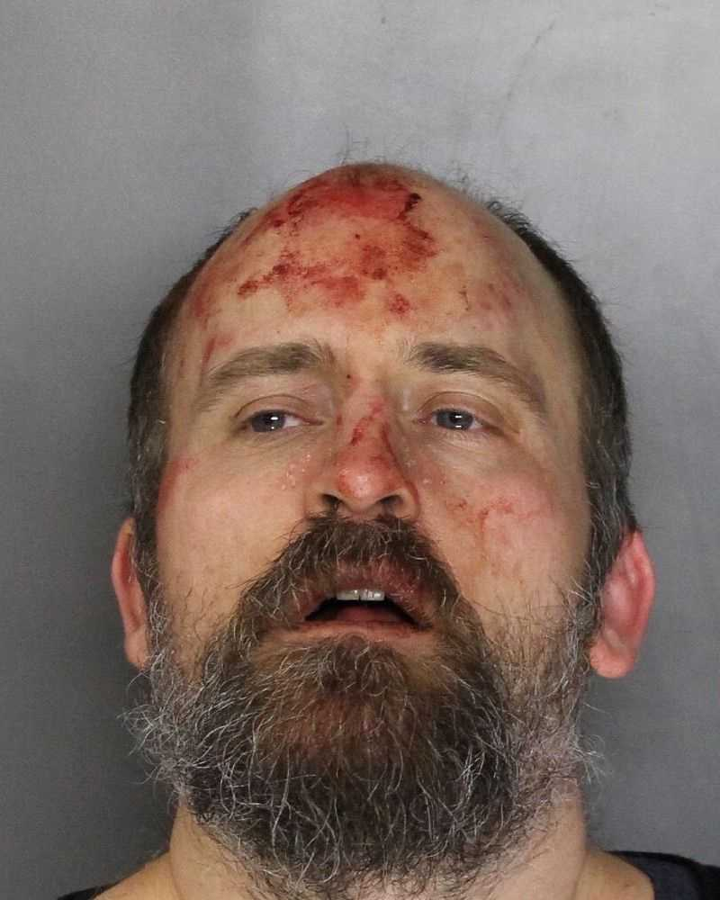 Travis Lanning was charged with assault with a deadly weapon in connection with the attack of a woman with a medieval-style mace, Sacramento County sheriff's deputies said.