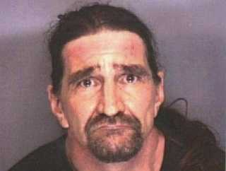 Randy Francis, who is accused of beating his elderly mother, was taken into custody in Berkeley on Thursday, police said.