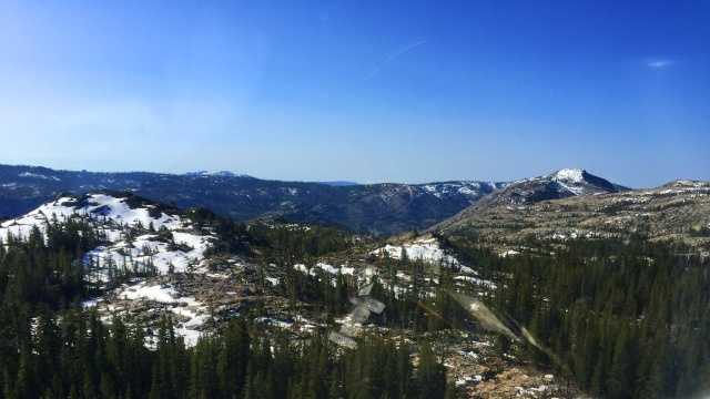 On Tuesday, PG&E conducted its own snow survey in the Sierra, and what crews found could end up affecting customers' monthly bills.
