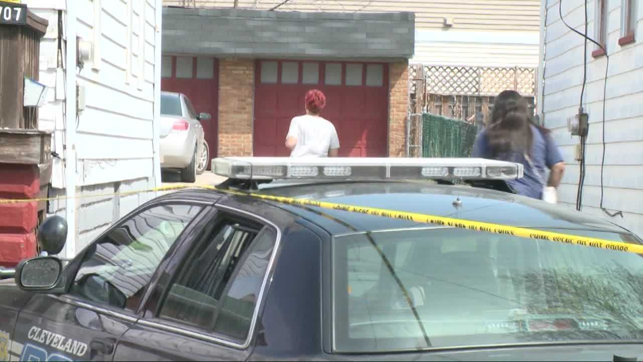 Cleveland police said they believe a 3-year-old boy fired a gun shot that killed a 1-year-old.