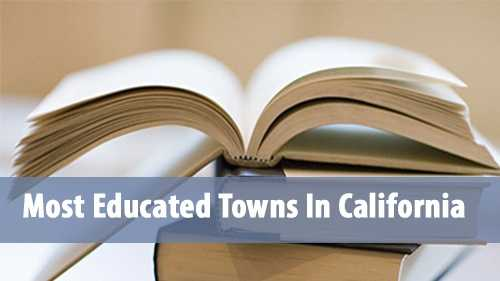 "There is an old saying that goes: ""Whatever you do in life, surround yourself with smart people."" If that is the case, then you might want to think about living in one of the these 20 California cities that are the state's most educated. Source: Nerdwallet.com"