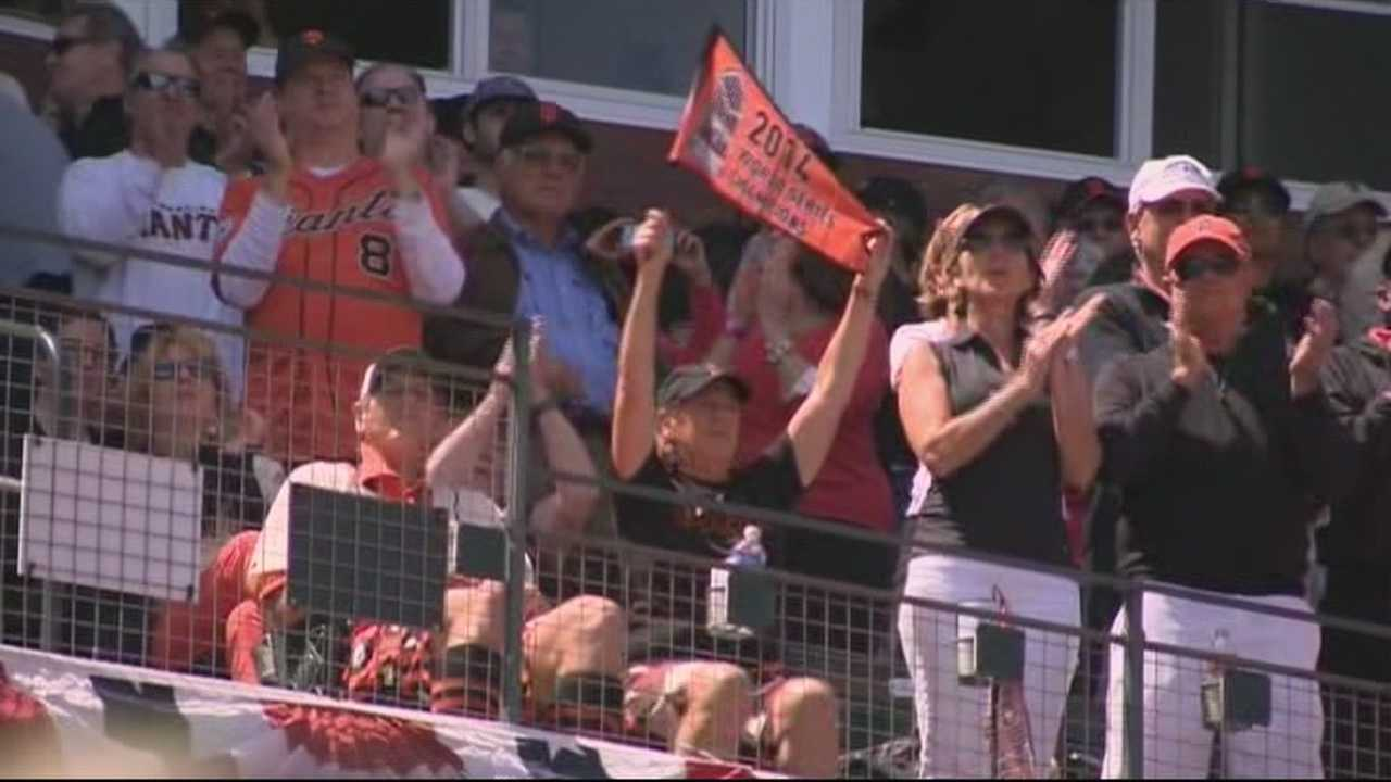 Opening Day brings excited crowds, exciting creations.