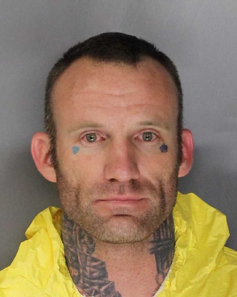 Kyle Fletcher, 35, was arrested April 15 on suspicion of murder, robbery and burglary, Sacramento police said.