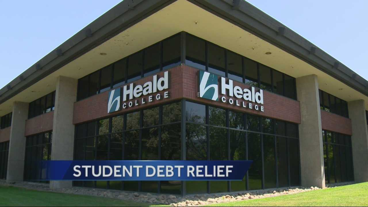 The Student Aid Commission voted to protect over 2,000 Heald College students who own more than $3 million in Cal Grant Loans.