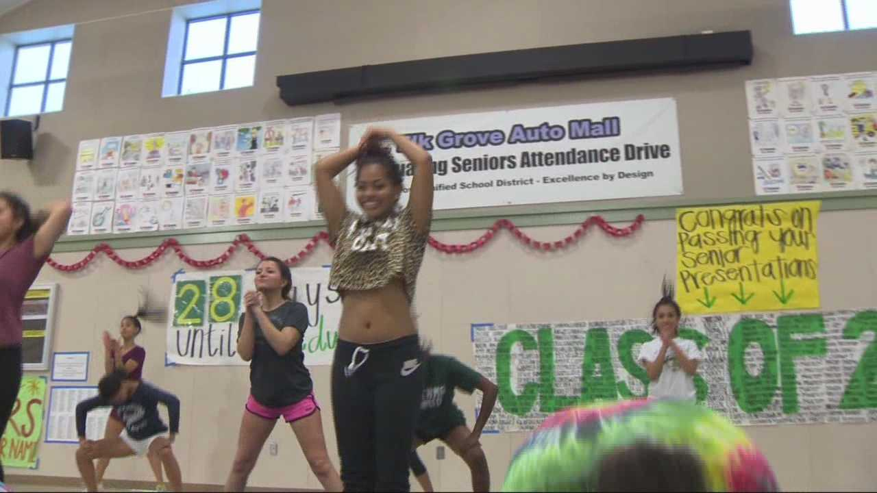 Would you consider cheerleading a sport? One California lawmaker thinks so, and wants to make it an official sport in high schools by 2017.