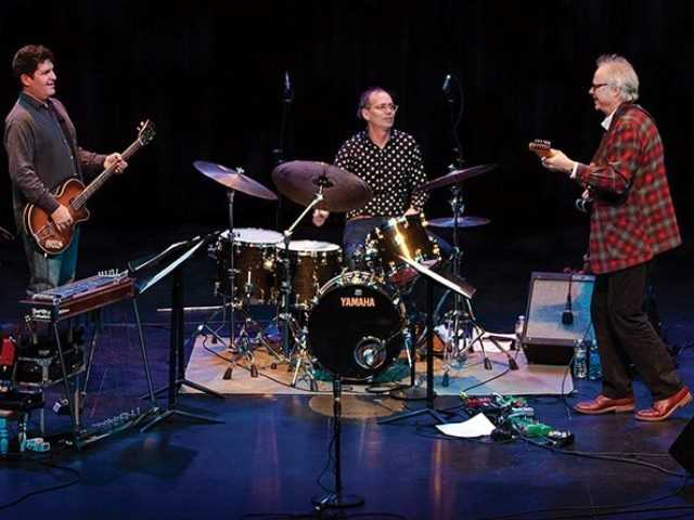 What: Bill Frisell and Joshua Light ShowWhere: Mondavi Center - Jackson HallWhen: Fri 8pmClick here for more information on this event.