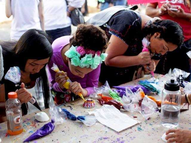 What: Dia del Nino: Kid DayWhere: La Raza Galeria PosadaWhen: Sat 10am-NoonClick here for more information on this event.