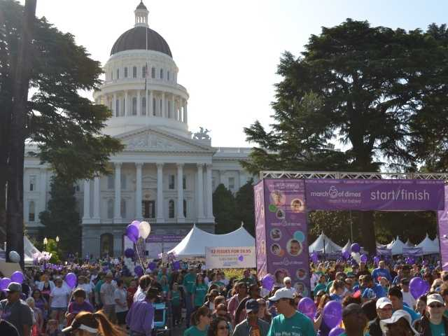 What: March for Babies 2015Where: California State Capitol - West StepsWhen: Sat 9amClick here for more information on this event.