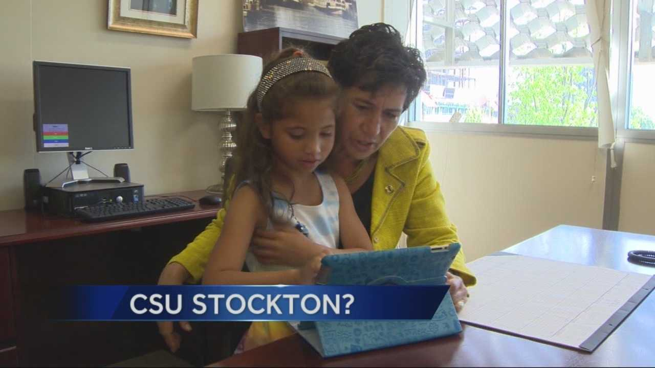 A California assemblywoman is pushing for a California State University campus in Stockton, which she says would bring more opportunities to the area.