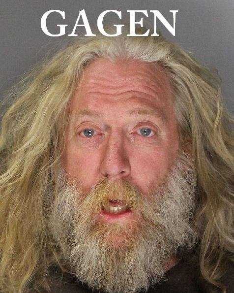 Timothy Gagen was arrested on suspicion of exposing himself on the Sacramento State campus, police said.