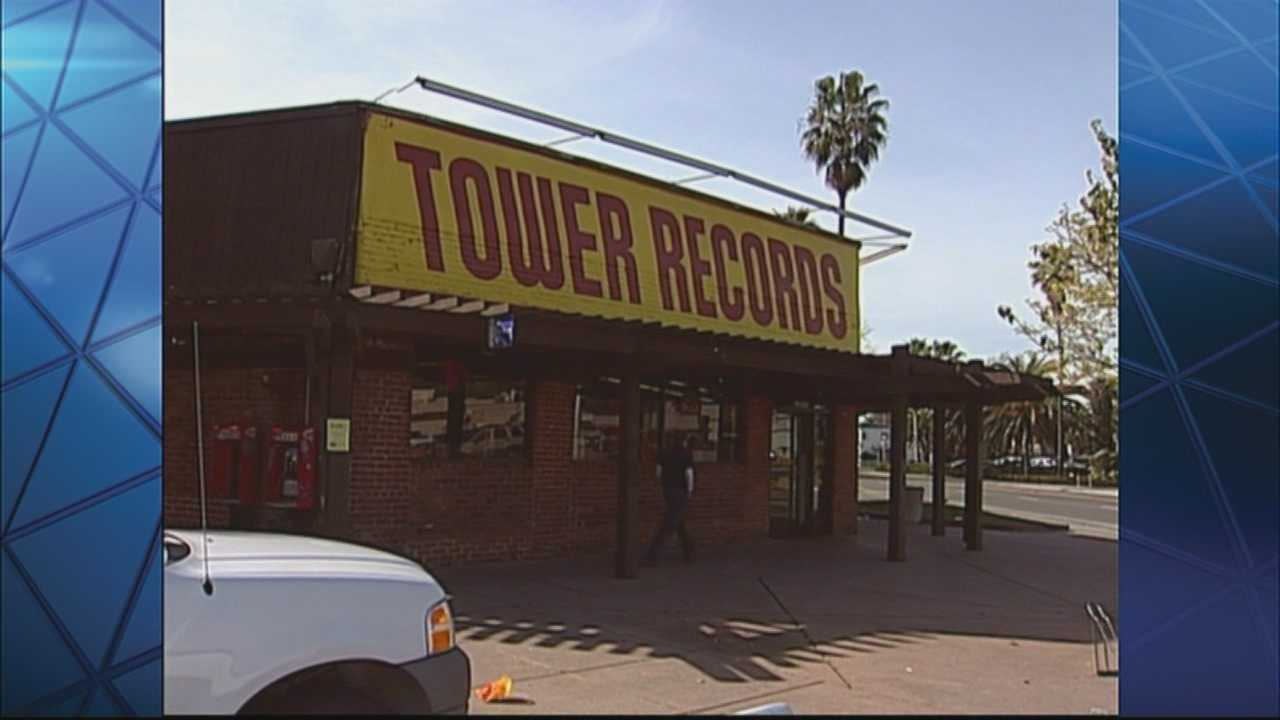 Colin Hanks and Sean Stuart discusses their Tower Records documentary, this labor of love recounts the rise and fall of Tower Records.