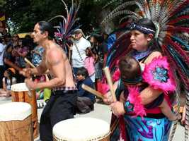 What: Cinco De Mayo Festival (Fiesta En La Calle)Where: Southside ParkWhen: Sun Noon-6pmClick here for more information on this event.