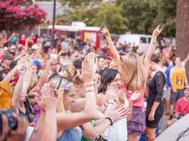 What: Concerts in the Park 2015 (Opening Night)Where: Cesar Chavez PlazaWhen: Fri 5pm-9pmClick here for more information on this event.