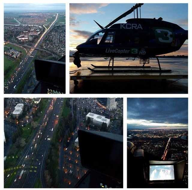 ... And of course, who doesn't like some perspective from LiveCopter3?#LiveCopter3 has flown over three major crashes in the past 24 hours. Stay safe out there! Evening commuters, watch for wet roadways tonight. And especially if you're heading to the #Sierra, take it slowwwww. #Pilot Dave Allen provided these photos from this morning's flight over #I5. #Sacramento #Stockton #Modesto #Tahoe #wetweather #drivers #sacramentofromabove #sac #weather #wx