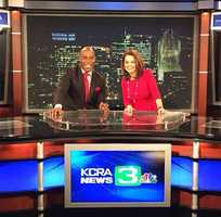 The obligatory holiday post!Join us at 10 p.m. on #kqca #my58, or at 11 on #KCRA. Rob and Sharokina will see you then! #MerryChristmas