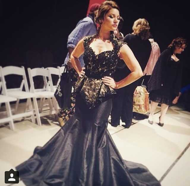 And her posts got a LOT of love!We love this pic of @tvlisagonzales! This is from a little photo shoot after kicking off @sacfashionweek with the boutique #runway show Sunday night. Lisa is wearing a #macduggal dress from Mrs. D's fashion boutique in #ElkGrove. She's styled by @simoneviannadesigner with hair by @alluresalonandspa916. Our fab morning anchor will also be hosting fashion shows Friday and Saturday. #sacfw #sacramento #fashionweek #regram #kcra #kqca #gorge Photo courtesy @snobeezy
