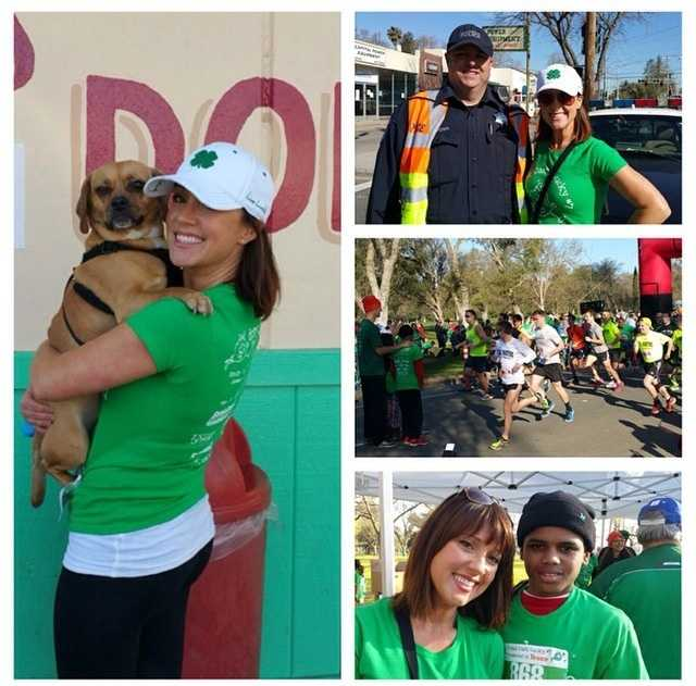 More behind-the-scenes fun!Jaclyn Dunn had a great time this weekend at the #DonutDash! Great photos, great cause. #kcra #kqca #sacramento #northerncalifornia