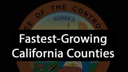 California's population grew by 0.9 percent in 2014, adding 358,000 residents, according to a report released Friday by the Department of Finance. Where is California growing the most? Cycle through this slideshow to see which counties had the most growth from 2013-14.