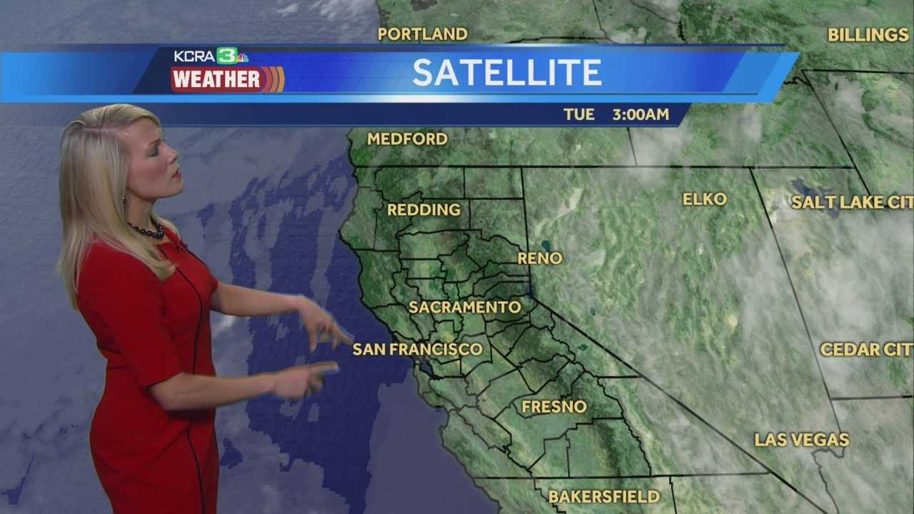 KCRA 3 Meteorologist Tamara Berg shows us when a pattern change will begin and what to expect.