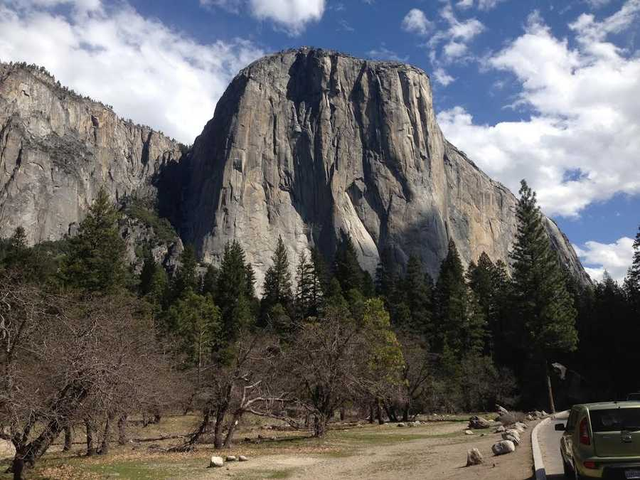 Honorable mention No. 2: Exploring Yosemite. Too obvious?