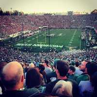 Another non-NorCal suggestion, but a must for Californians and visitors alike: Heading to Pasadena for the Parade of Roses and the Rose Bowl. (I'm sure this is way more fun when your team beats Stanford in the final seconds, but really -- what a cool experience).