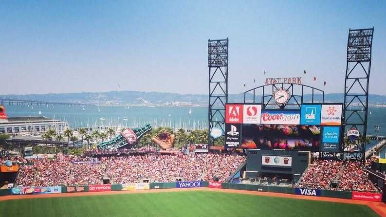Hitting up San Francisco or Oakland for a baseball game. You can't argue with AT&T's view. But the Coliseum is fun, too! A's fans have been really great to this outsider over the years.*I could have made an entirely separate project on the best things in the Bay Area. Too much to name in this region!