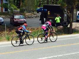 The world's top cyclists are in Northern California for the men's and women's Amgen Tour of California. See photos from the first two stages of the tour in this slideshow.