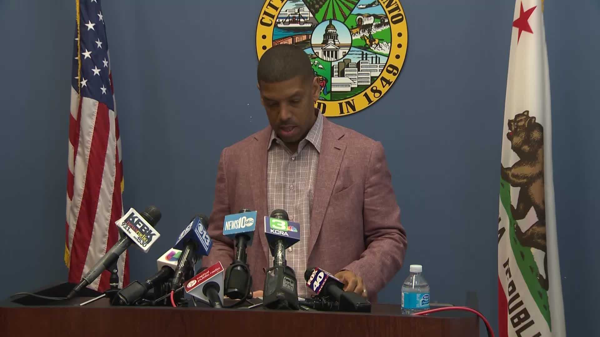 Mayor Kevin Johnson confirmed Thursday that he is the subject of a sexual harassment complaint filed by a former city employee.