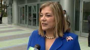 """California Rep. Loretta Sanchez, who is running for the U.S. Senate, made news this weekend when she was caught on camera appearing to make a joke about the difference between Indian-Americans and Native Americans. The Native American caucus called Sanchez's remarks """"insensitive and insulting."""" In the past, Sanchez has made waves around Capitol Hill for her holiday cards, which are sent out to family, friends, colleagues and the media. Take a look back at the congresswoman's holiday cards in this slideshow."""