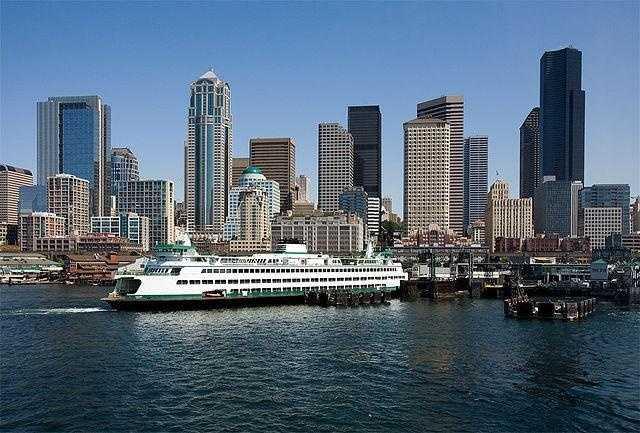 No. 8 -- Seattle