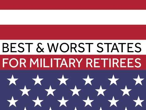 The average age for a retiring military veteran is just 47, which is far too young to start thinking about rest and not starting a second career. WalletHub ranks the states that provide the best retiring environment for veterans, including economic environment, quality of life and health care.